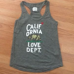 ••SOLD••Reflex California Love Racerback Tank